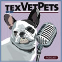 Click to visit the TexVetPets podcast page on iTunes